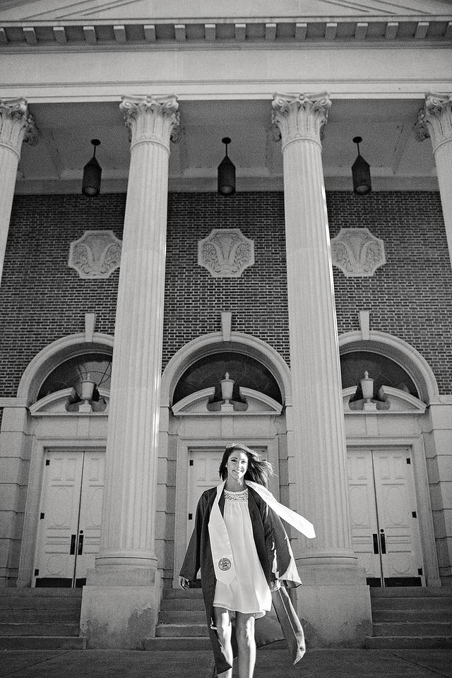 Graduate Portraits with Jeannine Pound Photography