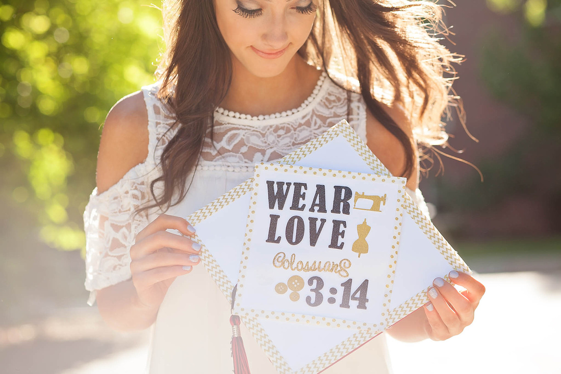 Graduate Portraits with Jeannine Pound Photography