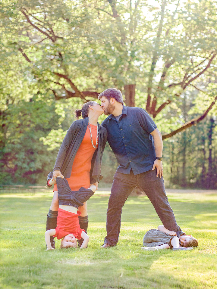 Family Portraits with Jeannine Pound Photography in Sammamish