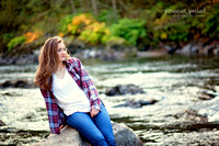 Senior Portraits with Jeannine Pound Photography