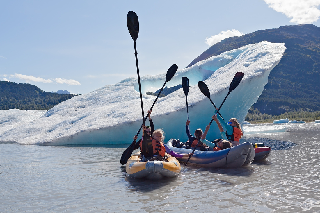 Jeannine Pound Photography | Alaska Touring - in a Camper!